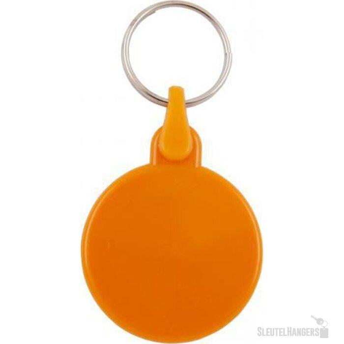 Sleutelhanger Valladolid oranje