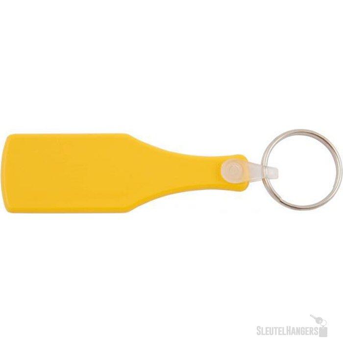 Sleutelhanger Antwerpen geel