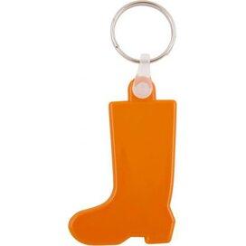 Sleutelhanger Bevel oranje