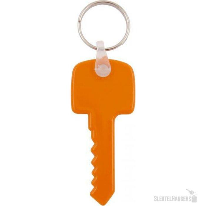 Sleutelhanger Ekeren oranje