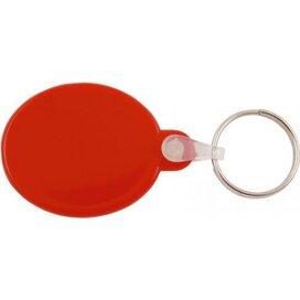 Sleutelhanger Turnhout rood
