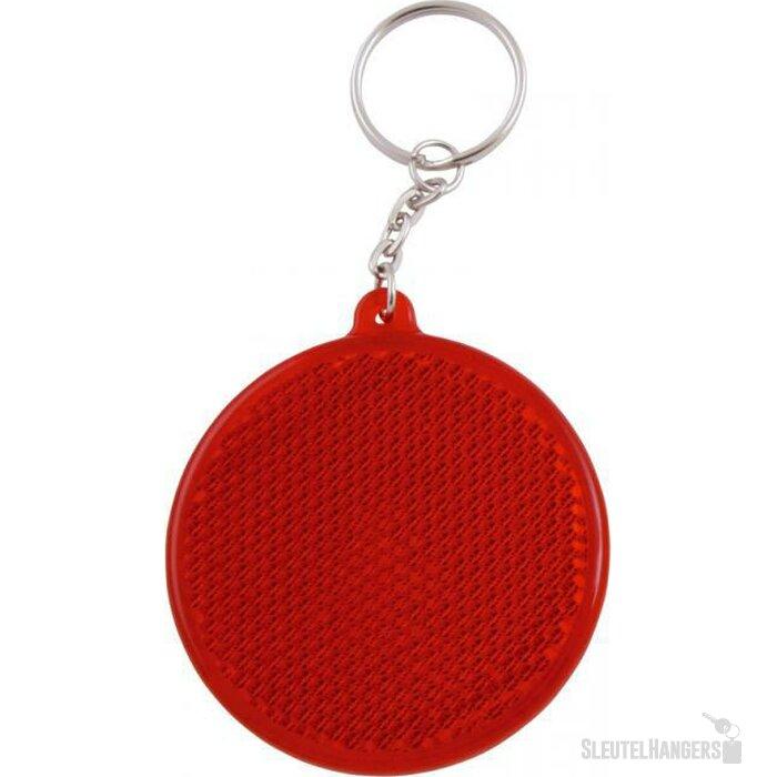 Sleutelhanger Dendermonde rood