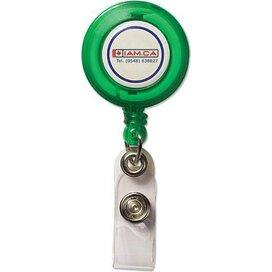 Badgehouder Ahigal groen