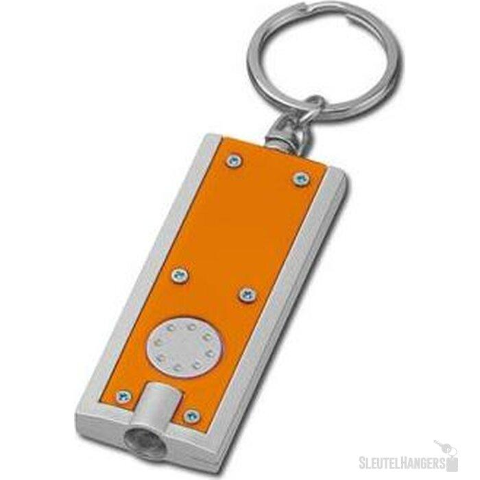 Sleutelhanger Hudson oranje