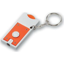 Sleutelhanger Mate oranje