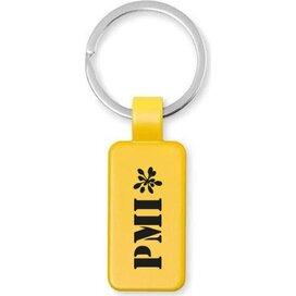 Sleutelhanger La Paz geel