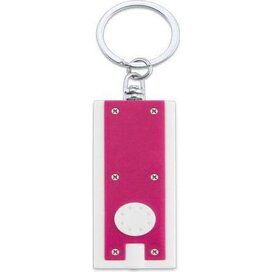 Sleutelhanger Boy roze