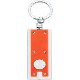 Sleutelhanger Boy oranje