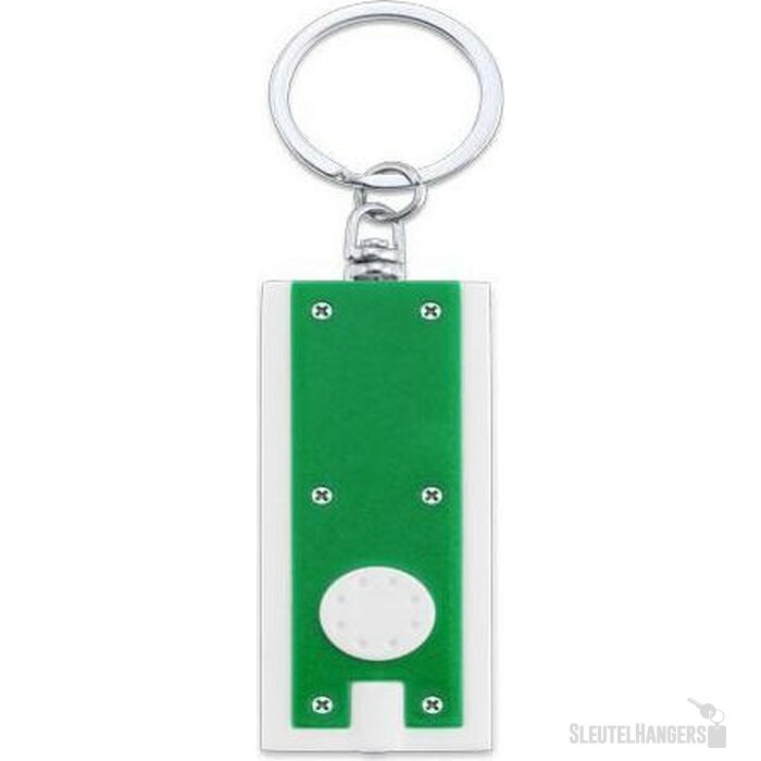 Sleutelhanger Boy groen