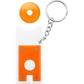 Sleutelhanger Boxer oranje