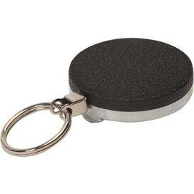 Jojo 50 met sleutelring & metalen ketting zwart