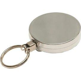 Jojo 50 met sleutelring & nylon draad zilver