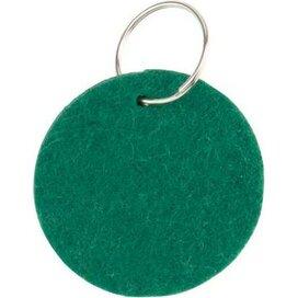 Sleutelhanger Jordy groen