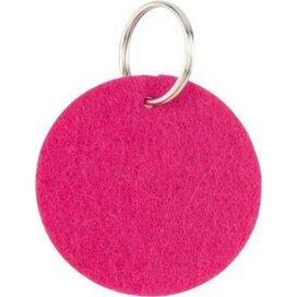 Sleutelhanger Jordy roze