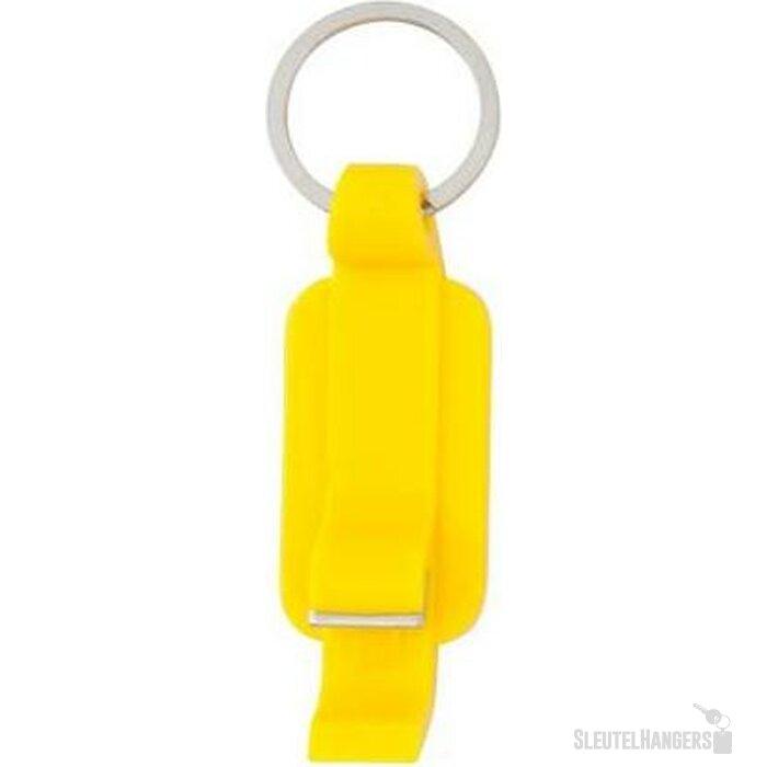 Sleutelhanger Karst geel