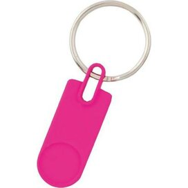 Sleutelhanger Lupo roze