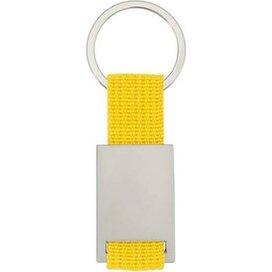 Sleutelhanger Macho geel