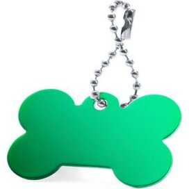 Sleutelhanger Rusty groen