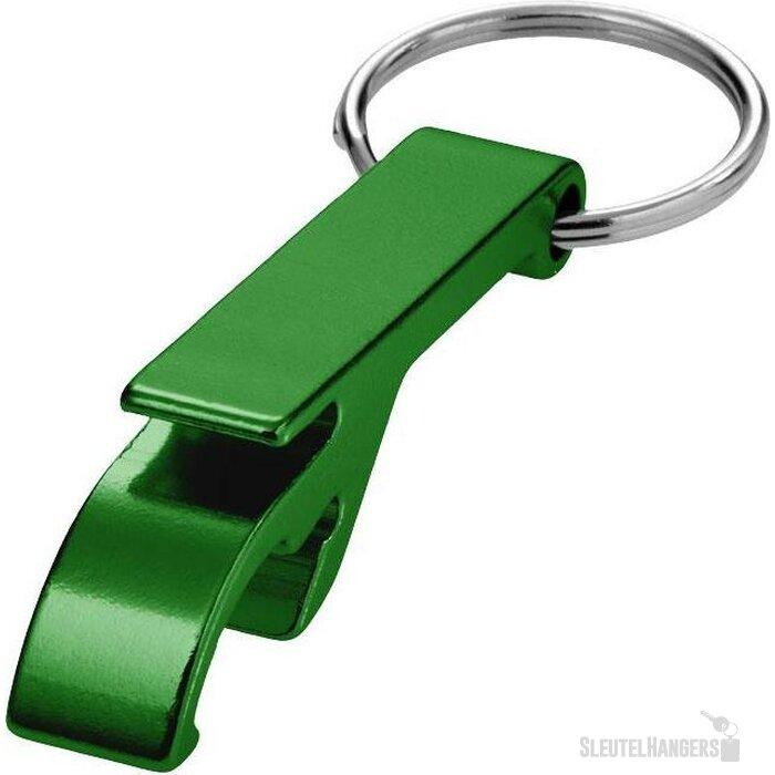 Sleutelhanger met flesopener Crewe groen Groen
