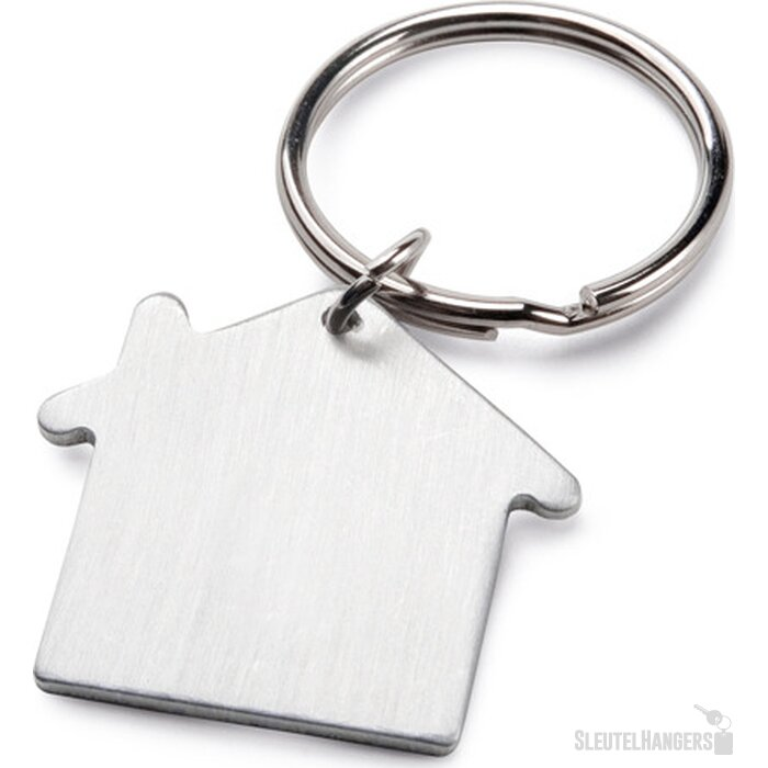 Sleutelhanger Logrono Zilver