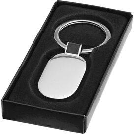 Barto sleutelhanger Zilver,Zwart