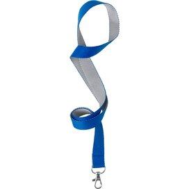 Tremen Lanyard (kobalt) Blauw