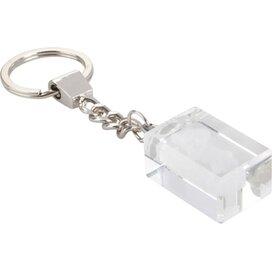 Glass Sleutelhanger