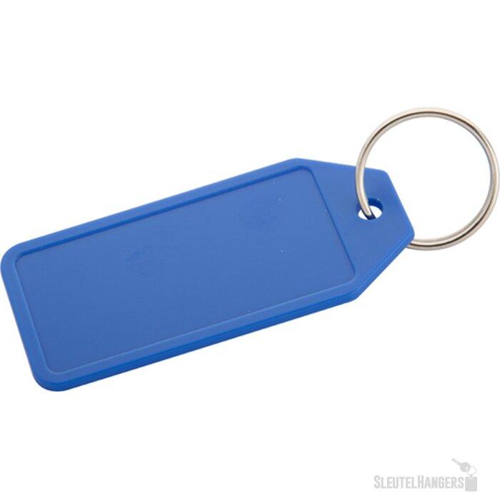Plopp Plastic Sleutelhanger (kobalt) Blauw