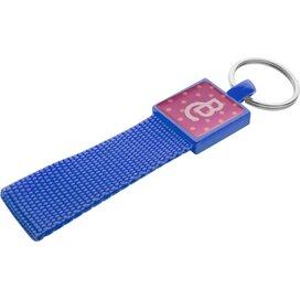 Quick Sleutelhanger (kobalt) Blauw