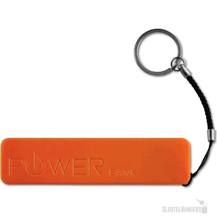 Slim PowerBank 2200mAh      -22 Powermate Oranje