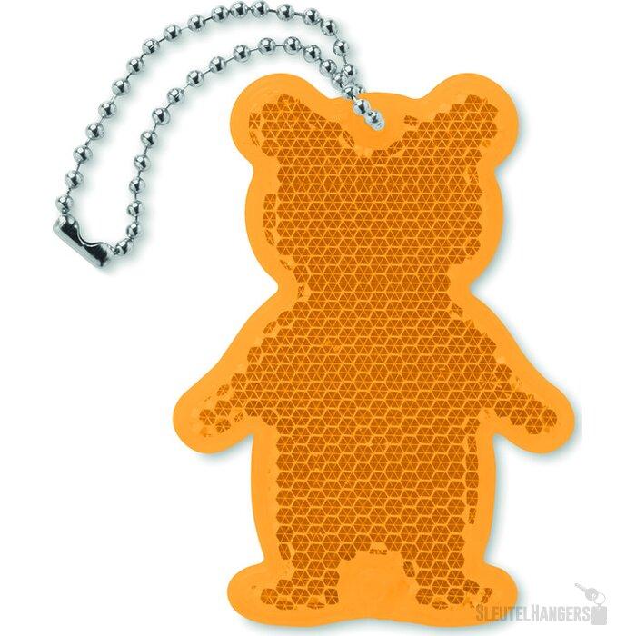 Reflector beervorm Catchb Oranje