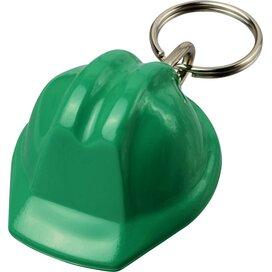 Kolt helmvormige sleutelhanger Groen