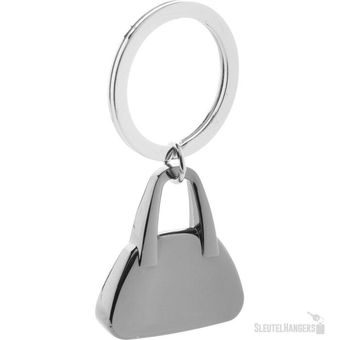 Share Sleutelhanger Zilver