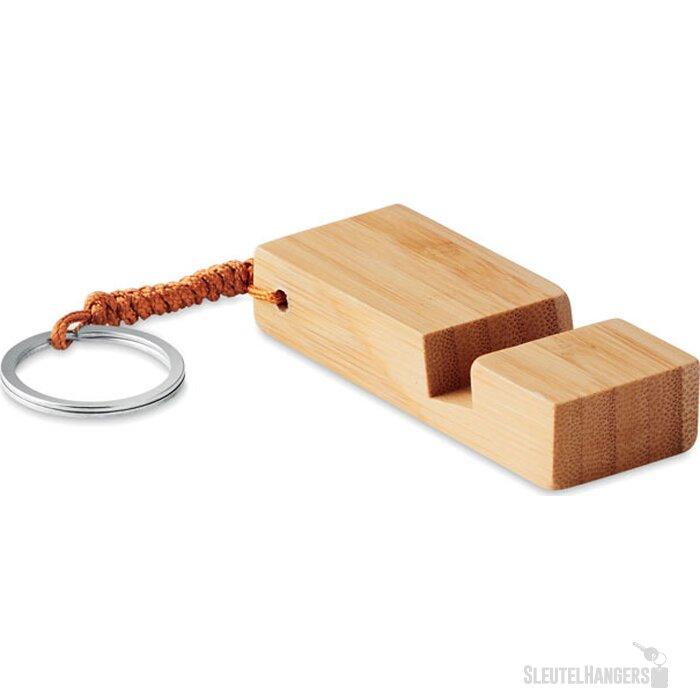 Telefoonstandaard Trineu hout