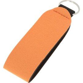 Vacay sleutelhanger met ring Oranje