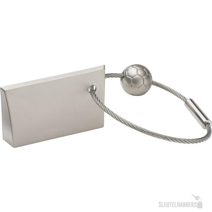 Sleutelhanger Victoria zilver
